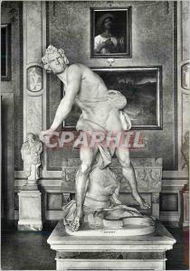Moderne Karte Roma Museo Borghese David Opera di Gian Lorenzo Bernini (da Napoli 1598 1680)