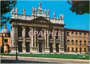 Moderne Karte Basilique de St Jean de Latran (Porta S Giovanni) Elle fut fondee par l'Empereur Costantin La Pr