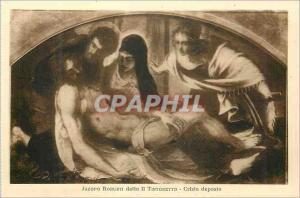 Ansichtskarte AK Jacopo Robusti detto il Tintoretto Cristo Deposto