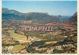 Moderne Karte Cape Town South Africa The Picturesque Canstantia Valley with its famous Vineyards Beautiful Hom