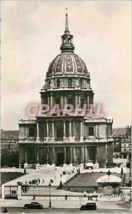 Moderne Karte Paris Les Invalides (La Cour du Dome)