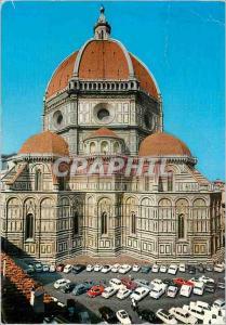 Moderne Karte Firenze Cathedrale Abside et Dome du Brunelleschi