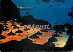 Moderne Karte Costa Brava Cala Gogo