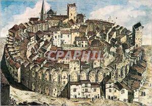Moderne Karte Arles (Bouches du Rhone) En Provence Les Arenes (dessinees et Gravees par JB Guibert au XVIIIe S