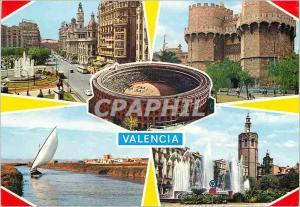 Moderne Karte Valencia Beautes de la Ville