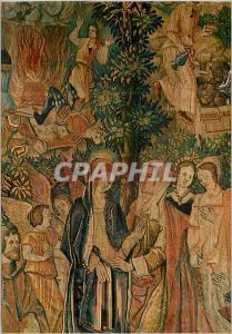 Moderne Karte Cathedrale de Reims Tapisseries de la Vie de la Vierge la Visitation