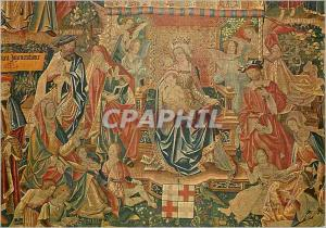 Moderne Karte Cathedrale de Reims Tapisseries de la Vie de la Vierge l'Enfance du Christ
