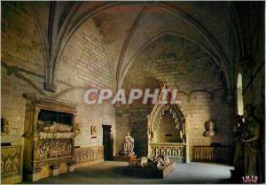 Moderne Karte Avignon (Vaucluse) Reflets de Provence Palais des Papes Une Salle Interieure