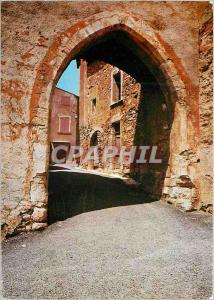 Moderne Karte Roussillon (Vaucluse) Les Belles Images de Provence Vieille Ville