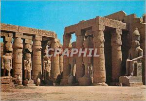 Moderne Karte Luxor The Temple of Luxor