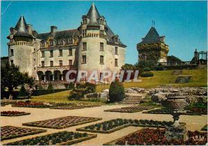 Moderne Karte Saint Porchaire (Charente Maritime) Chateau de la Roche Courbon Construit au debut du XVe Siecle