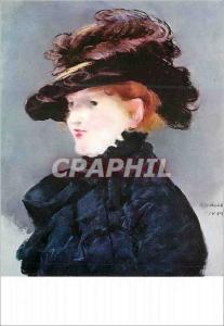 Moderne Karte Dijon Musee des Beaux Arts Edouard Manet Mery Laurent