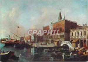 Moderne Karte Musee Jenisch Vevey Venise Palais des Doges Canaletto (Antonio Canale) (Legue par Mme Norberg Du