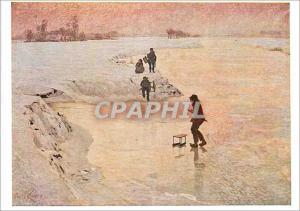 Moderne Karte Museum voor Schone Kunsten Gent Emilie 1849 1924 Les Alcyons 1891