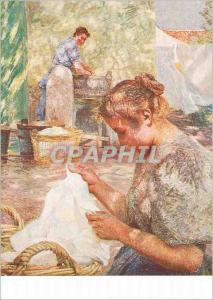 Moderne Karte Museum voor Schone Kunsten Gent Emilie 1849 1924 Journee Ensoleillee 1899