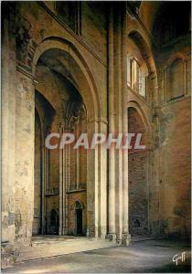 Moderne Karte Abbaye de Cluny (Saone et Loire) En Bourgogne Grand Transept du bras Sud