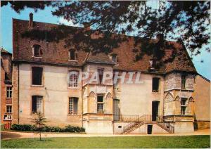 Moderne Karte Cluny (Saone et Loire) Le Palais d'Amboise Construit au Debut du XVIe S par l'Abbe Jacques II d'
