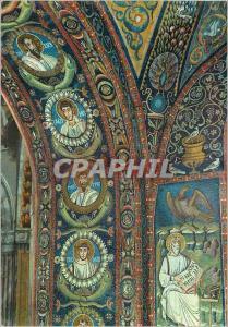 Moderne Karte Ravenna Temple de S Vital (VI Siecle) Detail de l'Arc Triomphal