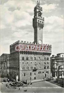 Moderne Karte Firenze Place de la Signoria Vieux Palais