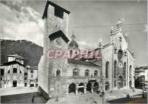Moderne Karte Como Il Duomo