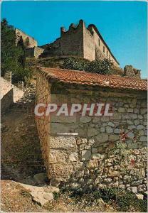 Moderne Karte Greoux Les Bains Alpes de Haute Provence Station Thermale Climatique et Touristique