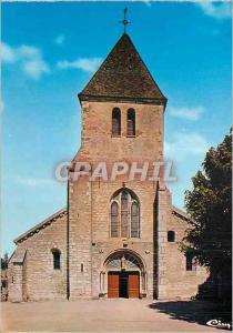 Moderne Karte Gergy (S et L) l'Eglise Placee sous le Vocable de St Germain l'Auxerrois
