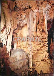 Moderne Karte Clamouse Grotte Prestigieuse est Ouverte pour vous Toute l'annee en Languedoc Roussillon France