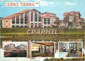 Moderne Karte Dax (Landes) Le nouvel Espace Thermal