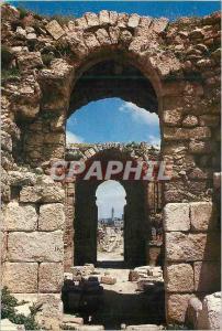 Moderne Karte Amman Citadel Gate