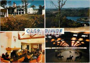 Moderne Karte Bujaleuf Centre de Loisirs Equestres Permanent Les Hauts de Bujaleuf Chevaux