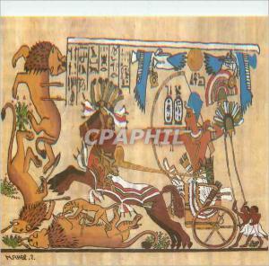 Moderne Karte Egypt