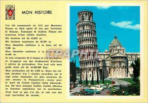 Moderne Karte Pisa Mon Histoire