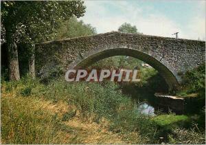 Moderne Karte Cereste Aples de Haute Provence Altitude 385 metres Le Pont Romain