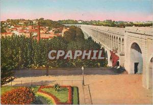 Moderne Karte Montpellier l'Aqueduc