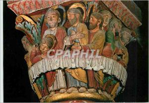 Moderne Karte Issoire (Puy de Dome) Eglise St Austremoine la Cene