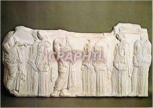 Moderne Karte Paris Musee du Louvre Departement des Antiquites Grecques et Romaines Procession des Panathenees