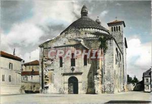 Moderne Karte Perigueux (Dordogne) l'Eglise de la Cite