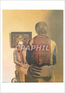 Moderne Karte Museum of Modern Art New York Dali Portrait de Gala