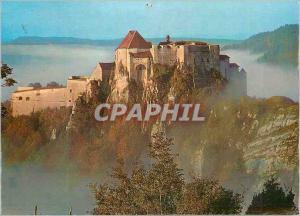 Moderne Karte Le chateau de Joux (Franche Comte) les Beaux Sites du Doubs