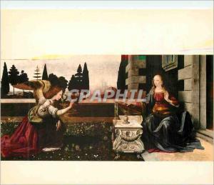 Moderne Karte Firenze Galerie Uffizi L'Annonciation