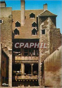 Moderne Karte Chalon sur Saone (S et L) Maison des Trois Greniers