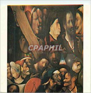 Moderne Karte Gent Museum voor Schone Kunsten Hieronymus Bosch de Kruisdraging Le Portement de Croix