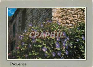Moderne Karte Les Chemins de Provence Volubilis sur le Vieux Mur