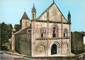 Moderne Karte Melle (Deux Sevres) Eglise St Hilaire (XIIe S)