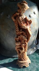 Asiatische Skulptur