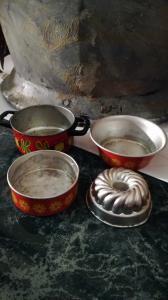 Puppenküche - Topf - Kuchenform