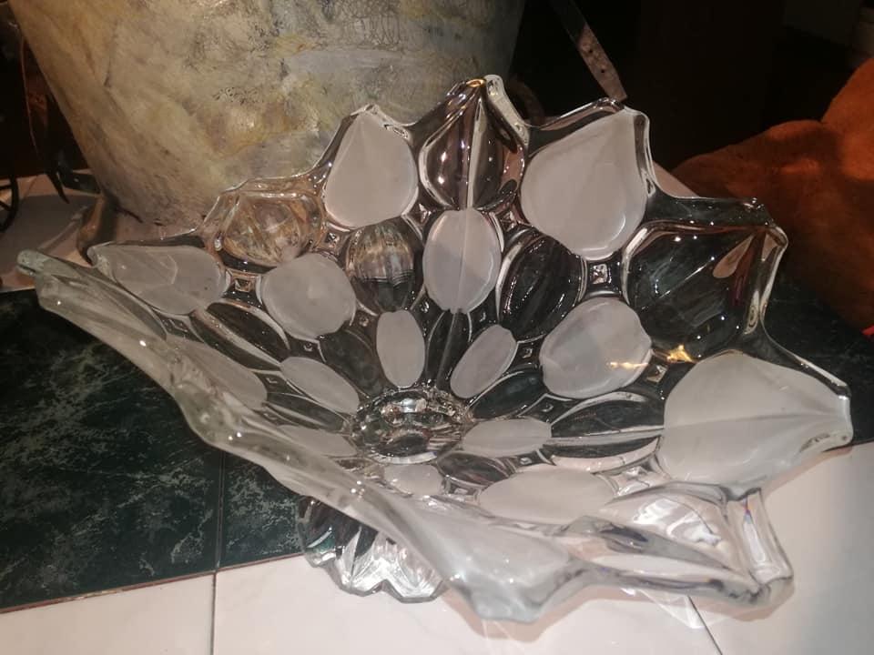Bleikristall Schale 1