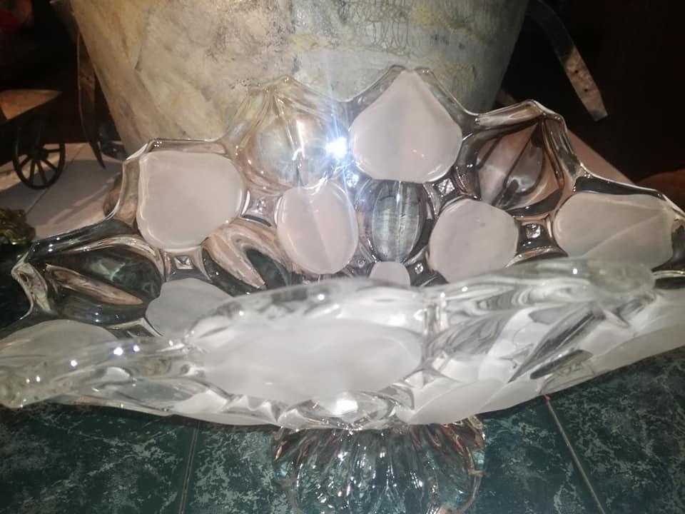 Bleikristall Schale 2