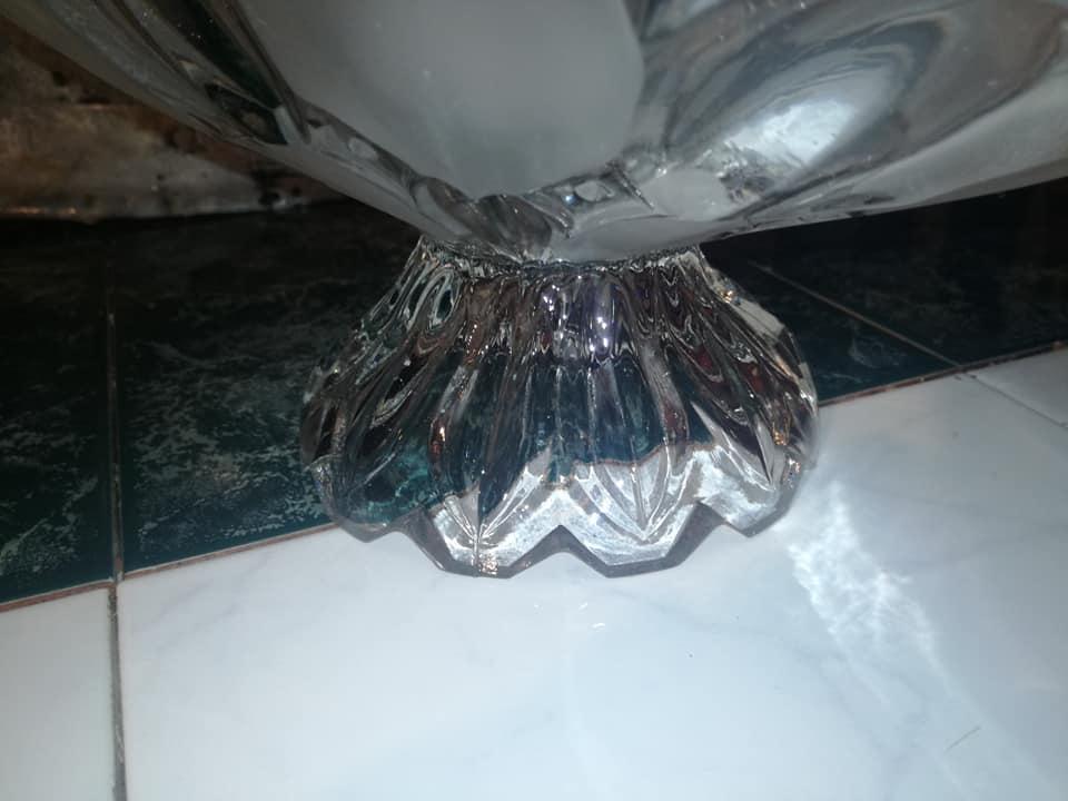 Bleikristall Schale 4