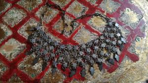 Anike Orientalische Kette Collier der Kuchi-Nomaden